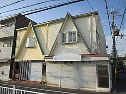 [タウンハウス] 大阪府泉佐野市新安松1丁目 の賃貸【/】の外観