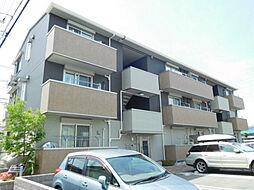 大阪府門真市常盤町の賃貸アパートの外観