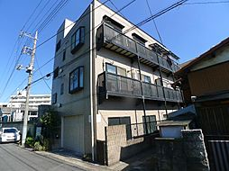 ハイツトヨシマ[2階]の外観