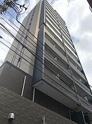 レジディア三田[3階]の外観