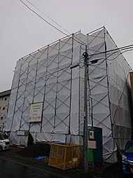 ブランシャール二十四軒FOREST[1階]の外観