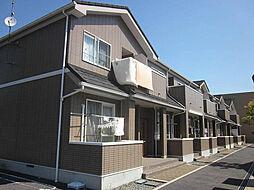 リュール西津田[1階]の外観