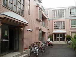北海道札幌市中央区南九条西8丁目の賃貸マンションの外観