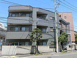 コーポ山岡[3階]の外観