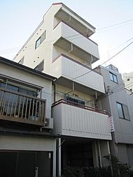大阪府大阪市港区市岡元町3の賃貸マンションの外観