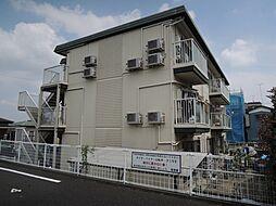 神奈川県相模原市南区上鶴間本町8の賃貸マンションの外観