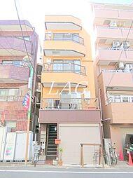 高木ビル[4階]の外観