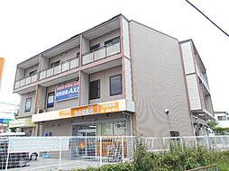 ノーブル上野坂[3階]の外観