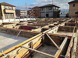 静岡県富士市川成新町の賃貸アパートの外観