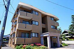 広島県広島市安佐南区長束2丁目の賃貸マンションの外観