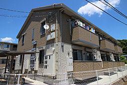 山口県下関市秋根上町1丁目の賃貸アパートの外観