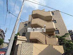 三松ハイツ[4階]の外観