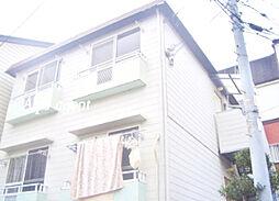 神奈川県横浜市磯子区岡村7丁目の賃貸アパートの外観