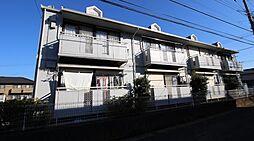 千葉県流山市加2の賃貸アパートの外観
