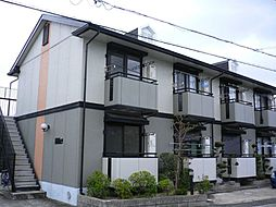 兵庫県西宮市上大市2丁目の賃貸マンションの外観