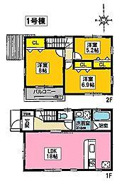 八尾駅 2,690万円