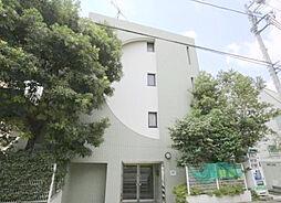 東京都世田谷区野毛2丁目の賃貸マンションの外観