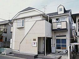 埼玉県さいたま市見沼区大字蓮沼の賃貸アパートの外観