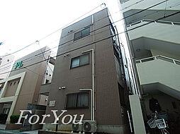 兵庫県神戸市灘区岸地通4丁目の賃貸マンションの外観