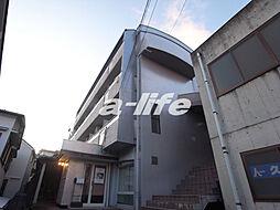 兵庫県神戸市北区鈴蘭台南町1丁目の賃貸マンションの外観