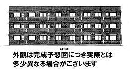 (仮)D−room仁保1丁目[302号室]の外観
