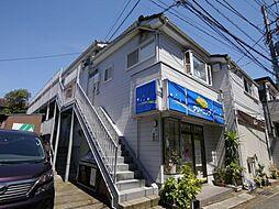 シティハイム北松戸[103号室]の外観
