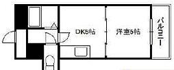 リオーラ塚本II[502号室]の外観
