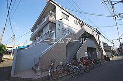 福岡県福岡市早良区城西3丁目の賃貸アパートの外観