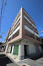兵庫県尼崎市杭瀬本町3丁目の賃貸マンションの外観