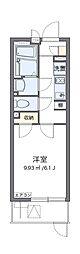 Osaka Metro中央線 朝潮橋駅 徒歩9分の賃貸マンション 1階1Kの間取り