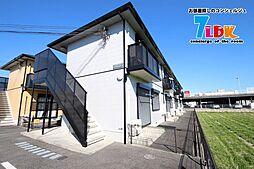 ロイヤルコート宮田[1階]の外観