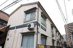 南八幡ハイツA棟[2階]の外観