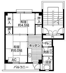 大河原駅 2.5万円