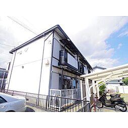 静岡県静岡市清水区高橋3丁目の賃貸アパートの外観