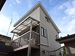 [一戸建] 東京都小金井市東町4丁目 の賃貸【/】の外観