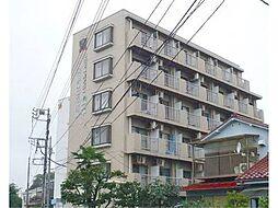 キャッスルマンション橋本[3階]の外観
