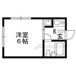 京福電気鉄道嵐山本線 帷子ノ辻駅 徒歩6分