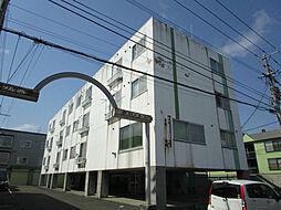 北海道札幌市東区本町二条5丁目の賃貸マンションの外観