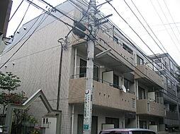 東京都武蔵野市西久保3丁目の賃貸マンションの外観