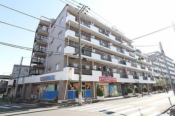東京都葛飾区青戸8丁目の賃貸アパート