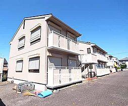 京都府宇治市小倉町東山の賃貸アパートの外観