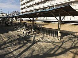 ビレッジハウス[2階]の外観
