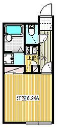 フェンネルタウン弐番館[103号室]の間取り