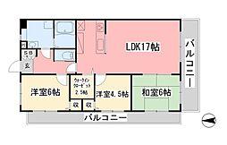 平和通一丁目駅 8.9万円