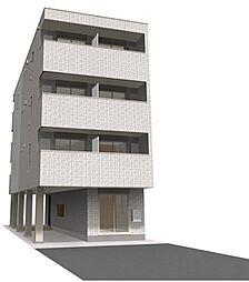 (仮称)ビューノ伊勢町[201号室号室]の外観