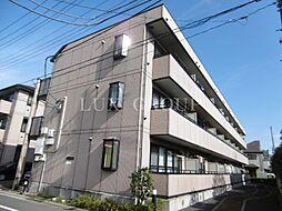 東京都杉並区井草2丁目の賃貸アパートの外観