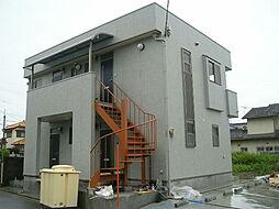 夢フォー・ラ西庄[2階]の外観