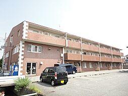 兵庫県加古川市平岡町高畑の賃貸マンションの外観