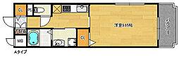 ラパン[2階]の間取り