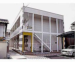 京都府京都市上京区西芦山寺町の賃貸アパートの外観